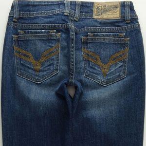 Vigoss Studio Boot Cut Jeans Women's 28 A445J